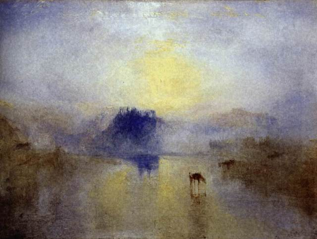 Joseph_Mallord_William_Turner_-_Norham_Castle,_Sunrise_-_WGA23182