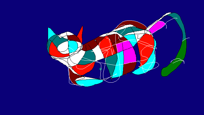 MS Paint cat_ Microsoft Paint Online