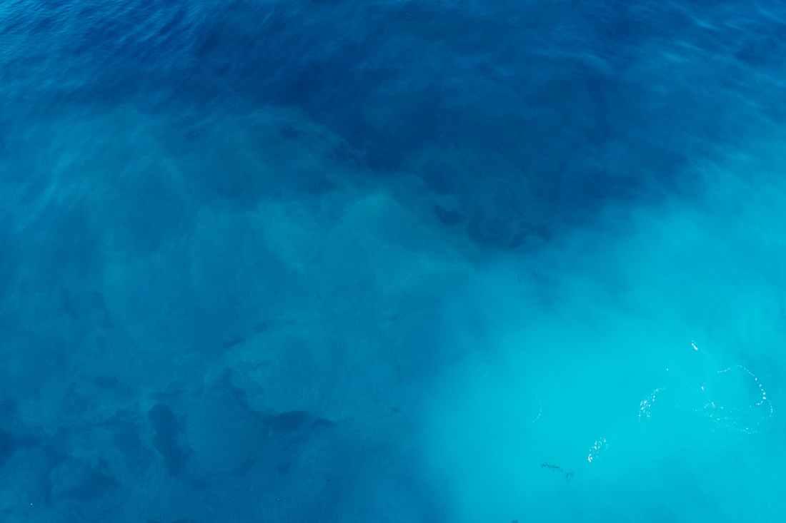 water blue ocean